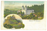 4431 - LIPOVA, Arad, Maria Radna, Monastery, Litho - old postcard - used - 1901