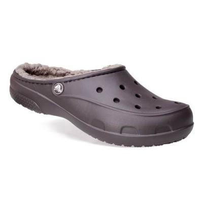 Saboți Femei Crocs Freesail Plushlined Clog 203570206 foto