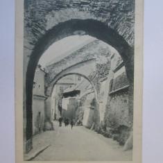 Sibiu,carte postala circulata 1927