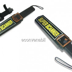 Detector de metale super scanner