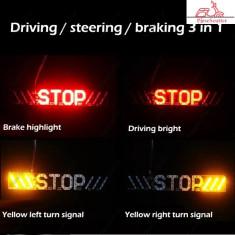 Stop + Semnalizare  Moto Scuter ATV