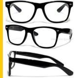 Ochelari  Tocilar Wayfarer Unisex Cu Lentile Transparente Rame Ray-Ban