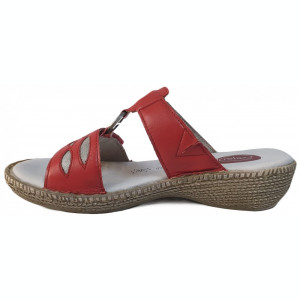 Papuci de dama Jana 8-8-27111-22 533 roosu