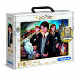 Puzzle Harry Potter in valiza 1000 piese Clementoni