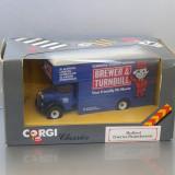 Camion Bedford O Series Pantechnicon Brewer Turnbull, Corgi, 1:50