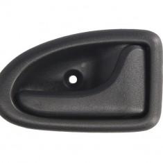 Maner usa spate dreapta interior, negru, RENAULT CLIO intre 1998-2003