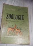 Carte veche 1960,ZOOLOGIE,Manual pt.cl.a 6 a,Transport.GRATUIT