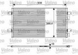 Condensator / Radiator aer conditionat DACIA SANDERO (2008 - 2016) VALEO 817701