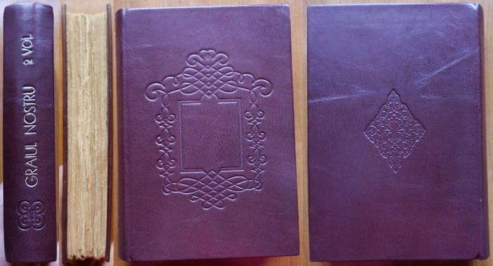 Candrea , Densusianu , Sperantia , Graiul nostru , 1906 , 2 vol. in coligat