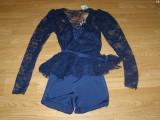 Costum carnaval serbare rochie dans balet gimnastica pentru adulti marime S, Din imagine
