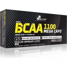 OLIMP BCAA 1100 Mega Caps, 120 Capsule