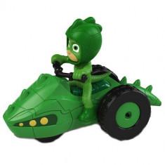 Motocicleta Eroi in Pijama Moon Rover cu Figuria Gekko
