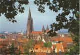 Germania, Freiburg, carte postala ilustrata, necirculata