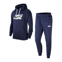 Trening Nike Sportswear Gx Flc Hd - CI9591-410
