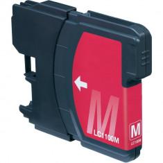 Cartus compatibil pentru Brother LC1100 LC980 LC61 Magenta