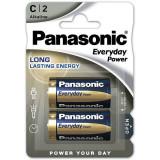 Baterii Panasonic Everyday Power LR14/C 2 bucati