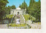 Bnk cp Soveja - Mausoleul eroilor - circulata - marca fixa, Printata