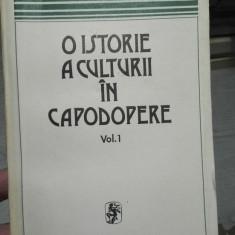 O istorie a culturii in capodopere, vol. 1 – Al. Tanase