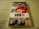 Joc Fifa 11, PSP, original, alte sute de titluri, Sporturi, 3+, Multiplayer, Ea Sports
