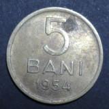 A1764 5 bani 1954