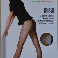 Ciorapi pantalon cu transparenta redusa, de 40 DEN, fara model