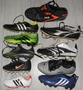 Adidas,Nike,ghete copii cu crampoane de fotbal marimea 28,32,36,37,42,46