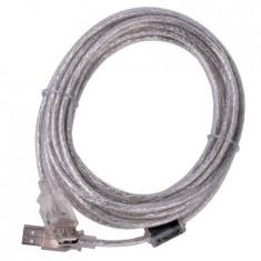 CABLU USB 2.0 TATA A - MAMA A ECRANAT 5M EuroGoods Quality