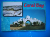 HOPCT 47256  CORAL BAY EGIPT  -STAMPILOGRAFIE-CIRCULATA