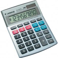 Calculator birou canon ls-103tc 10 digiti display lcd functie tax si conversie moneda