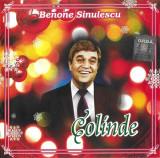 CD Benone Sinulescu – Colinde , original, holograma