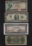 Set #9 7 bancnote de colectie 1944 - 2001, America de Nord