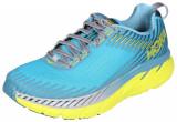 Clifton 5 pantofi alergare barbati albastru-galben UK 8