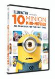 10 Minion Mini-Movies Collection - DVD Mania Film