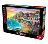 Cumpara ieftin Puzzle Anatolian Wonderful Beach, 2000 piese