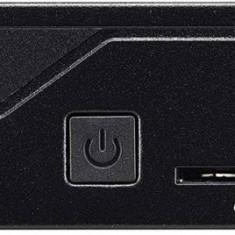 Barebone Shuttle XPC Slim DH370 Socket Intel 1151v2 Free Dos Black