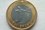 MONEDA 1 REAL 2015-BRAZILIA (Olympics - Volleyball), America Centrala si de Sud