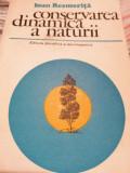 Ioan Resmerita - Conservarea dinamica a naturii (ecologie)
