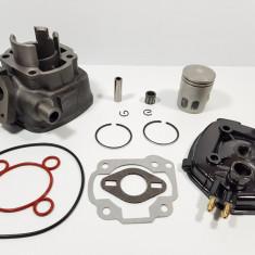 Kit Cilindru - Set Motor + Chiuloasa Scuter Yamaha JOG 49cc 50cc RACIRE APA