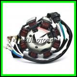 Stator Magnetou ATV CG 125 CG200 8 bobine 4 fire