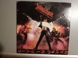 Judas Priest – Unleashed In The East (1979/CBS/Holland) - Vinil/