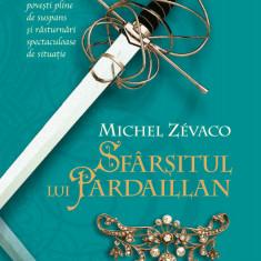 Cavalerii Pardaillan. Sfârșitul lui Pardaillan (vol. 10)
