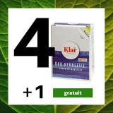 Cumpara ieftin Pachet 4+1 gratuit - sapun de Marsilia, Klar EcoSensitive