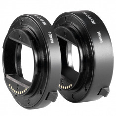 Tub Macro cu contacte pt Mirrorless Sony NEX E-mount  A7 / A7R / A7S / A7 II.