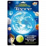 Decoratiuni de Perete Fosforescente - Terra