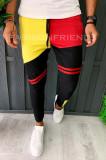 Pantaloni de trening pentru barbati - slim fit -trei culori- A5954