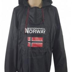 Geaca neagra de ploaie Geographical Norway
