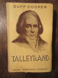 TALLEYRAND-DUFF COOPER