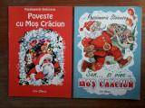 Lot 2 carti  povesti Mos Craciun - Passionaria Stoicescu / R6P5F, Alta editura