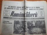 romania libera 13 ianuarie 1990-palatele lui ceausescu,marturia  costica dobre