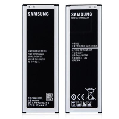 Acumulator Original SAMSUNG Galaxy Note Edge (3000 mAh) EB-BN915BBE foto